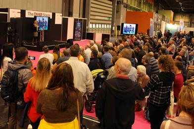 TOP OCTOBER DATES FOR 30TH NEC DIVE SHOW